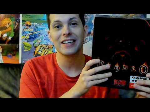 Diablo (PlayStation) Part 1 - Mike Matei live stream