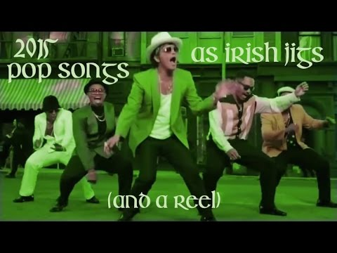 13 Irish Pop Songs Medley St Patricks Day 2015 vocals  Jiroxys25