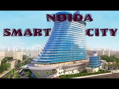Noida City India First Smart City Youtube