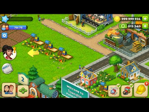 Township Hack - Unlimited Township Coin And cash New Trick 2018 [ No Root ]
