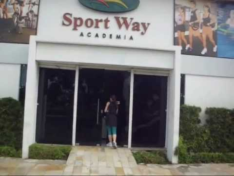 Abertura do Lançamento Sport Way (Body Pump/Power Jump)