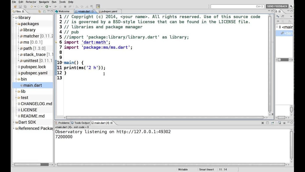 28 Learn to Program in Dart: Libraries and Package Management