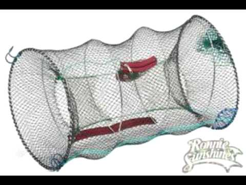 Crayfish Trap, Crab Or Fish Pot
