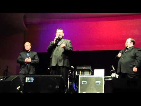 Restored Trio sings Holding My Hand