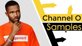 Every Sample From Frank Ocean's Channel Orange