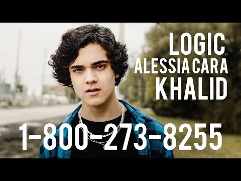 Logic - 1-800-273-8255 Ft. Alessia Cara, Khalid (Cover By Alexander Stewart)