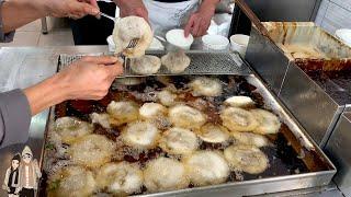 台中肉圓80年老店-台灣街頭美食 ( Meatball in Taiwan - Taiwanese Street Food)