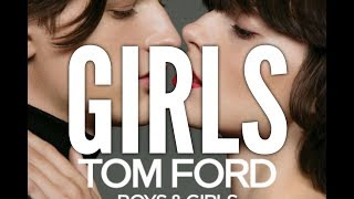 Tom Ford Boys and Girls Girls All 50 Shades