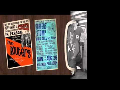 Michael Z. Gordon & The Routers - A-Ooga - Rare Car song