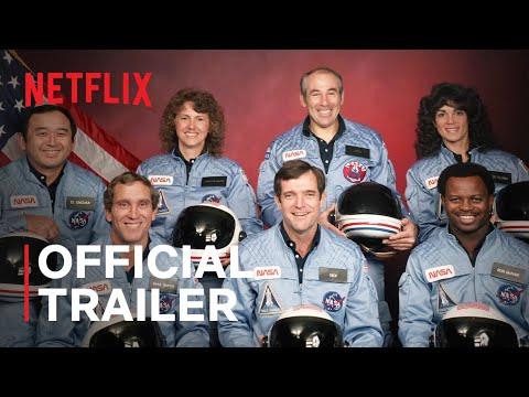 Challenger: The Final Flight | Official Trailer | Netflix
