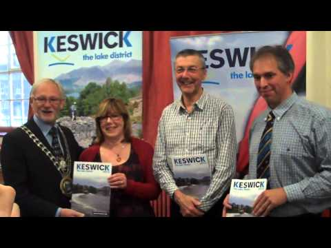 KTA Keswick The Lake District 2013 Holiday Guide launched at the AGM