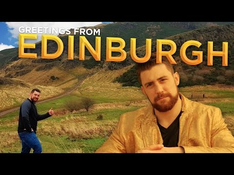 10 Best Things About Edinburgh