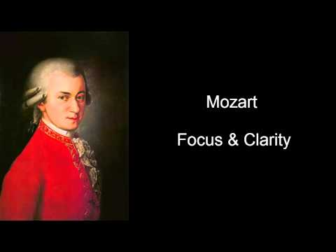 Mozart Focus Clarity(Mozart Effect Volume IV)
