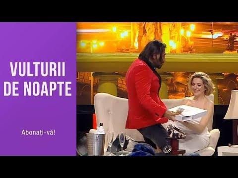Vulturii de noapte (09.04.2019) - Lidia Buble, aproape dezbracata in bratele lui Connect-R!