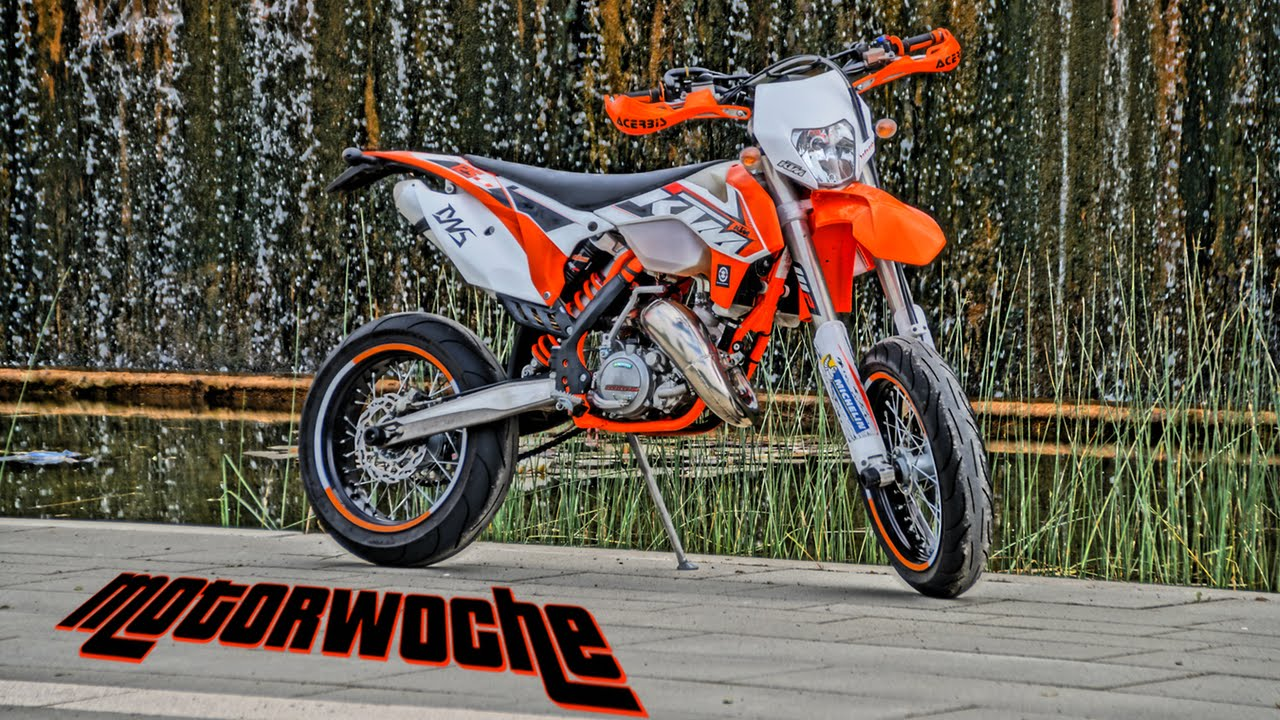 motorwoche bikeporn 1 ktm 125 exc supermoto dns saar. Black Bedroom Furniture Sets. Home Design Ideas