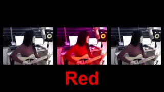 Taylor Swift - Red ( cover by J.Fla )