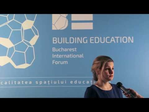 Building Education Bucharest 2016: Ela Moraru, Google România