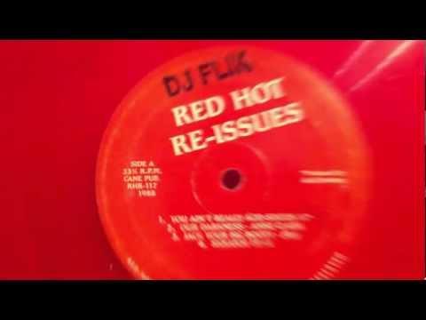 Anne Clark  Our Darkness Red Hot ReIssue Edit 1988