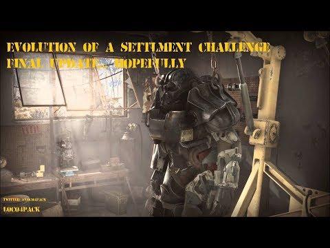 Evolution of a Settlement Challenge Final Update