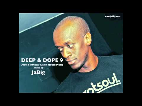 Deep Afro House Music: JaBig's DJ Mix of Top West to South Africa House Music Songs