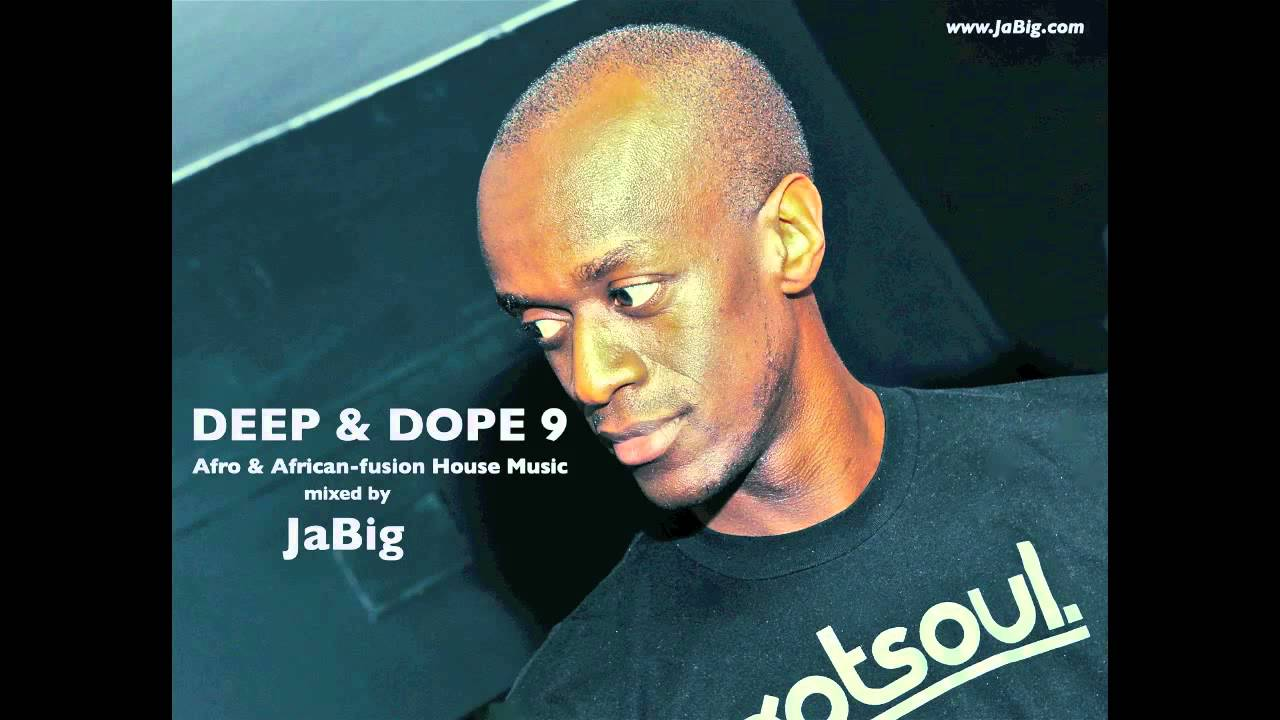 Deep afro house music jabig 39 s dj mix of top west to south for Famous house music