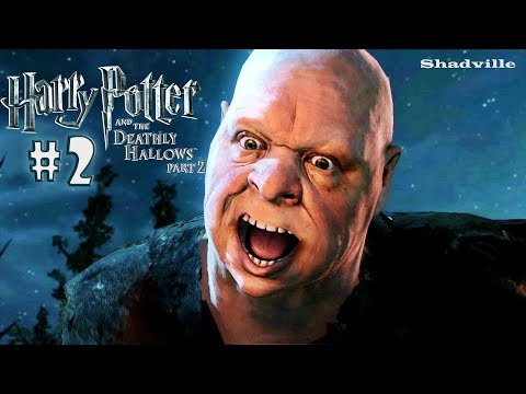 Битва за Хогвартс ▬ Harry Potter And The Deathly Hallows Part 2 Прохождение #2