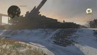 CALL OF DUTY WWII ONLINE GUN GAME GUSTAV CANNON #PS4