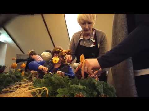 The Beverley Barn Wreath Making Workshop