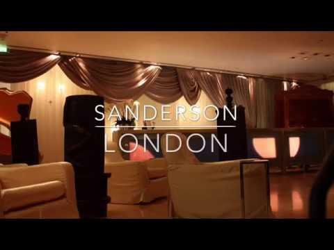 Sanderson Hotel, London   Allthegoodies.com