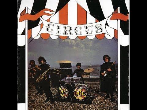 Circus - Circus 1969 FULL VINYL ALBUM (psychedelic rock)
