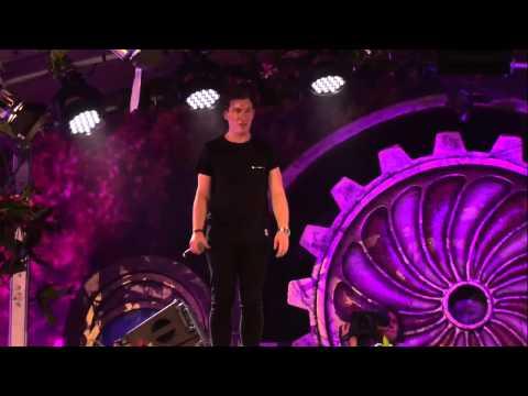 Hardwell ft Matthew Koma Dare You Live At Tomorrowland 2014