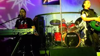 We Built This City by Juan Miguel Salvador and the Authority band