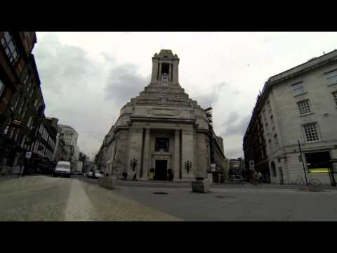 Freemasons' Hall Time Lapse