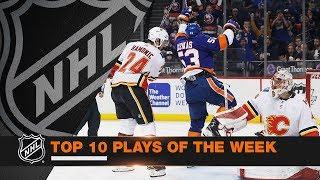 Top 10 Plays from Week 19