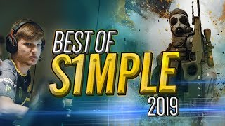 BEST OF s1mple! (2019 Highlights) - CS:GO