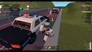 laggy LPD Checkpoint| New Haven County | Roblox