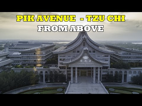 PIK Avenue From Above - DJI Mavic Pro - JAKARTA FOOTAGE