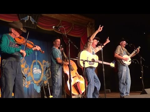 Krazy Kirk and the Hillbillies 1st show 9/25/16 @ Knott's