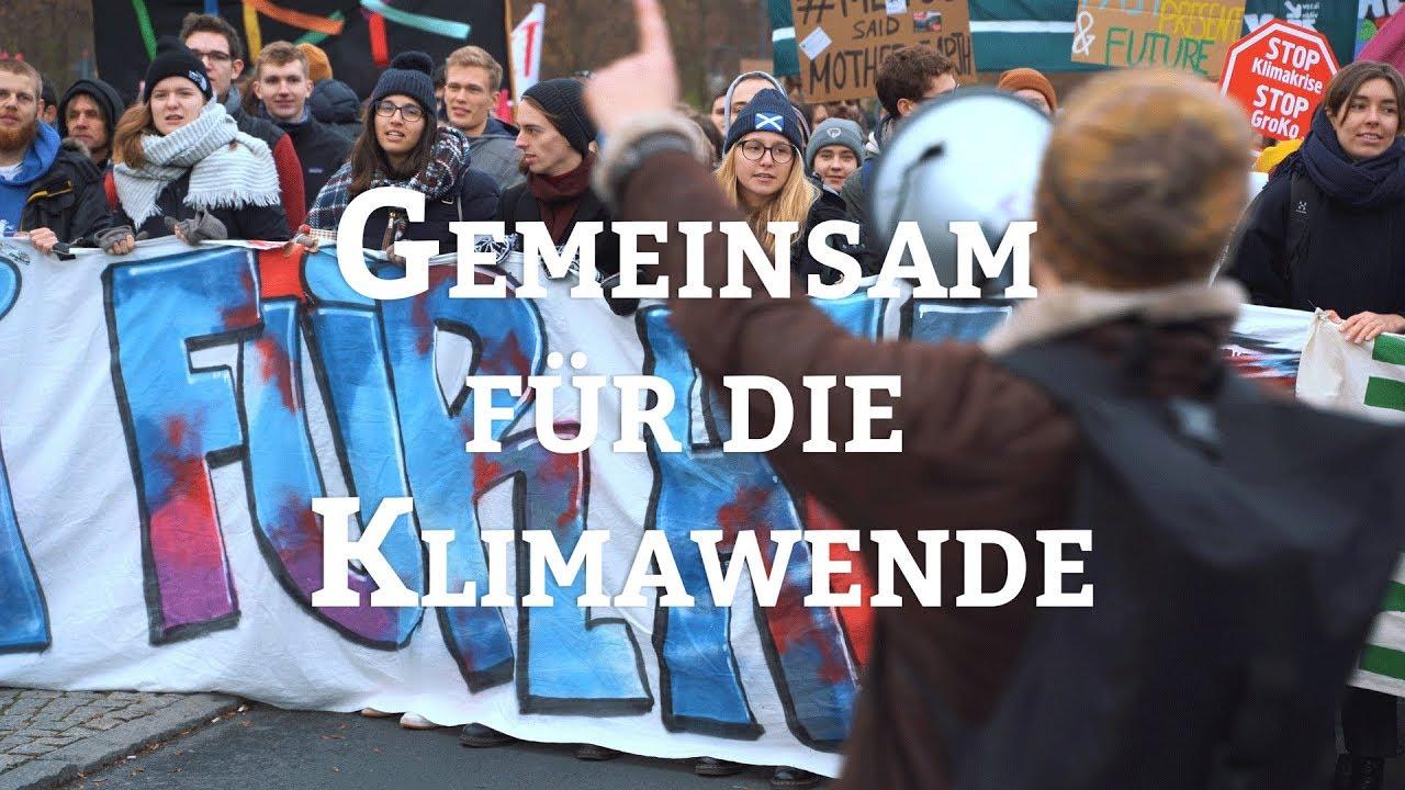 Klimastreik: Gemeinsam für die Klimawende