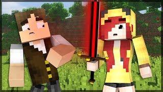 Minecraft: A CHERRY TENTOU ME MATAR COM UMA BIG BERTHA!!!