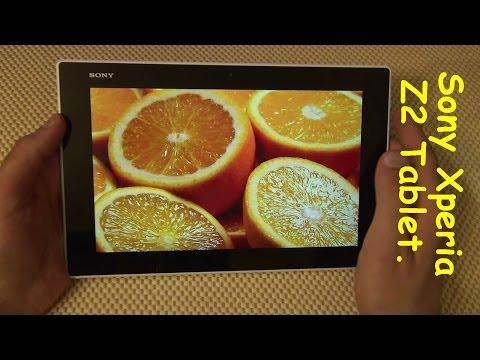 Sony Xperia Z2 Tablet. Чётко и Позитивно / от Арстайл /