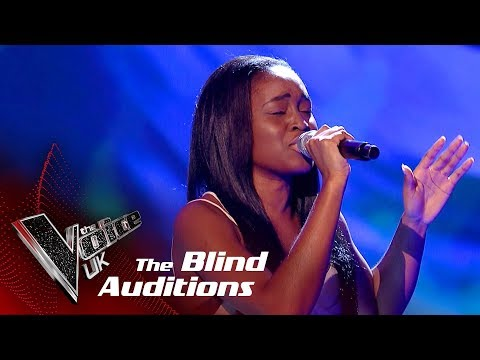 Debbie Aramide Performs 'Love Is a Losing Game': Blind Auditions | The Voice UK 2018