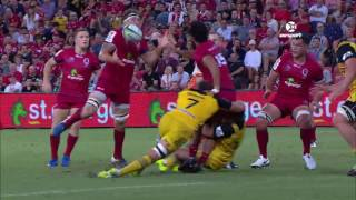 ROUND 6 HIGHLIGHTS: Reds v Hurricanes