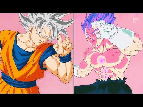 God Of Destruction Vegeta Is Born! Dragon Ball Super Animation
