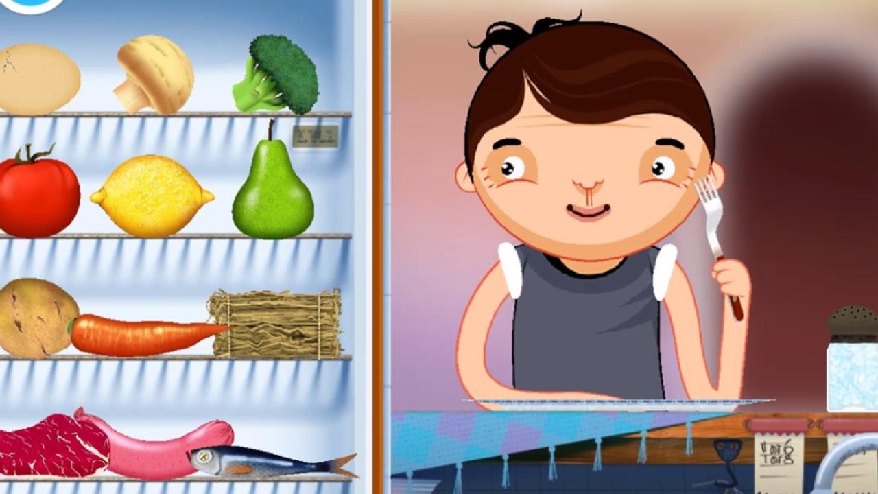Juegos para ni os y ni as juegos de cocina tocaboca - Juegos de ninas de cocina ...
