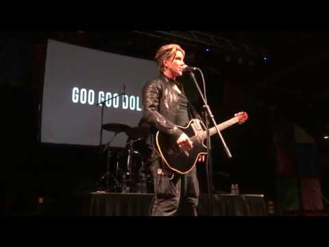 Goo Goo Dolls - Black Balloon acoustic (Chester,...