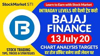 13 July share price targets Bajaj finance | bajaj finance news | Bajaj Finance stock forecast tips