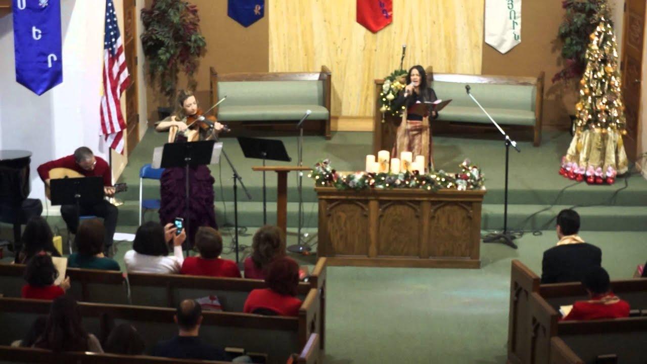 Oh Holly Night - Glendale Armenian SDA Church Christmas music ...
