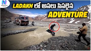 Hyderabad To Ladakh Day 16 |ROTHANG PASS MANALI |Telugu MotoVlog| Bayya Sunny Yadav| NextForce Media