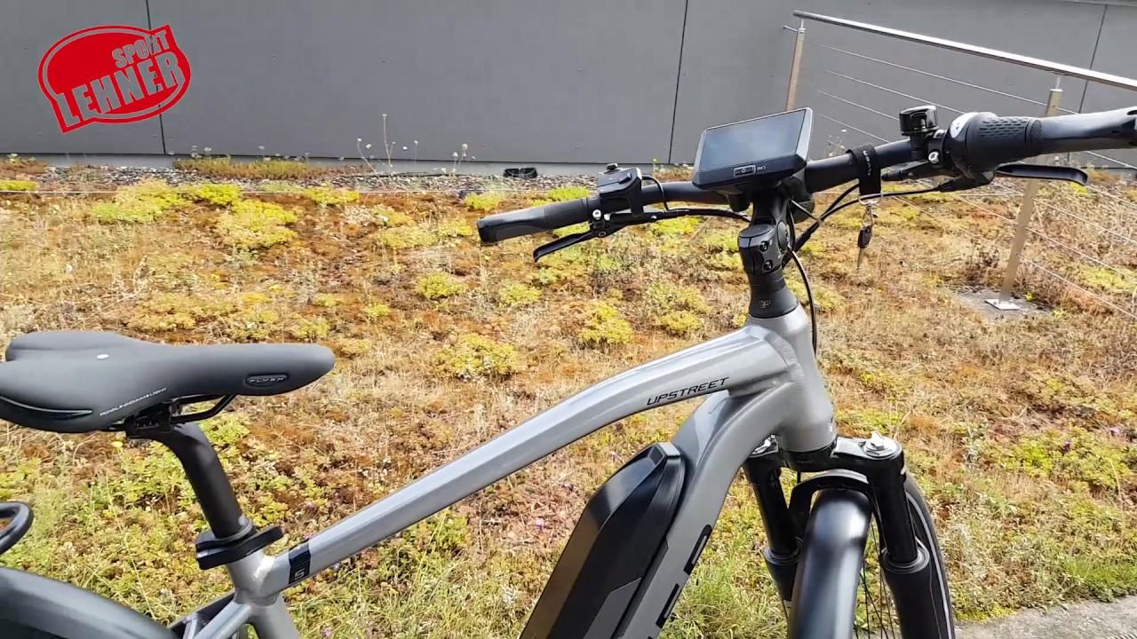 Lichte E Bike : Flyer upstreet und gotour e bike weltpremiere für mit sport